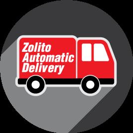 Zolito Automatic Delivery